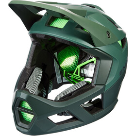 Endura MT500 Casco Full Face, forestgreen